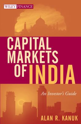 Cover image for Capital markets of India : an investor's guide