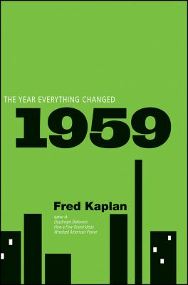 Cover image for 1959 : the year everything changed