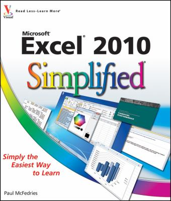 Cover image for Excel 2010 simplified