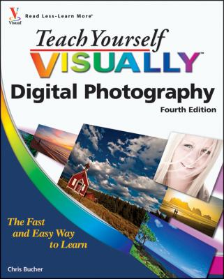 Cover image for Teach yourself visually digital photography