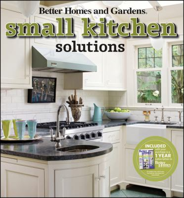 Cover image for Small kitchen solutions.