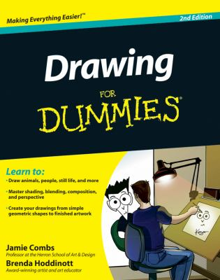 Cover image for Drawing for dummies