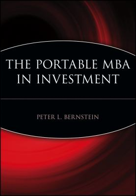 Cover image for The portable MBA in investment