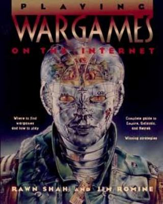 Cover image for Playing war games on the Internet