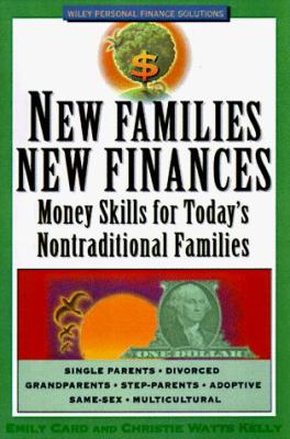 Cover image for New families, new finances : money skills for today's nontraditional families