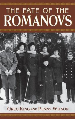 Cover image for The fate of the Romanovs