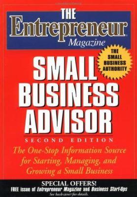 Cover image for The Entrepreneur magazine small business advisor