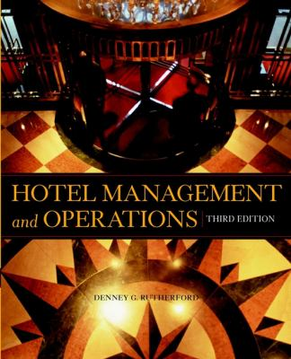 Cover image for Hotel management and operations