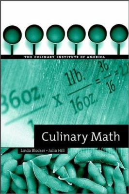 Cover image for Culinary math