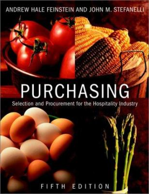 Cover image for Purchasing : selection and procurement for the hospitality industry