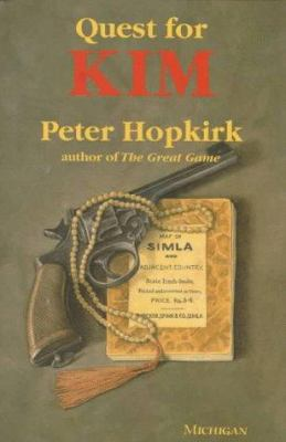 Cover image for Quest for Kim : in search of Kipling's great game