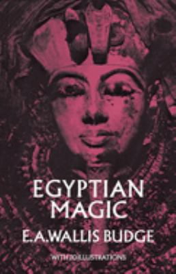 Cover image for Egyptian magic.