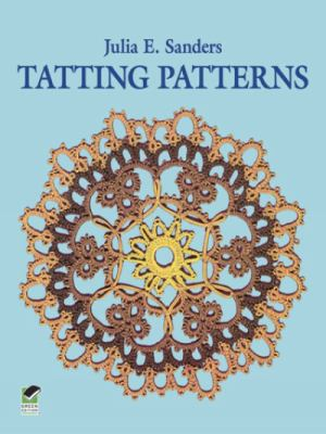 Cover image for Tatting patterns