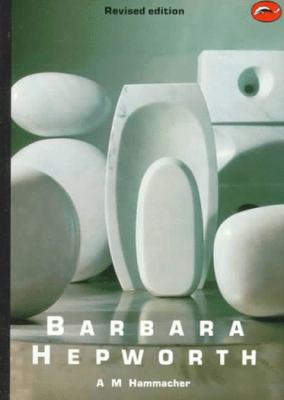 Cover image for Barbara Hepworth