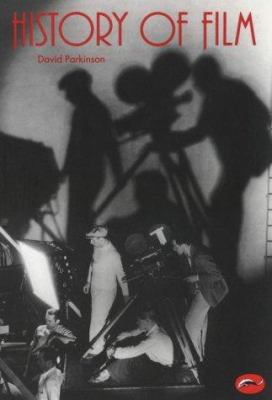 Cover image for History of film