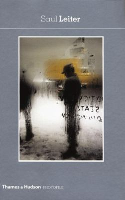 Cover image for Saul Leiter
