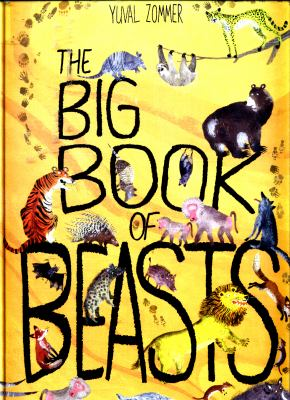Cover image for The big book of beasts