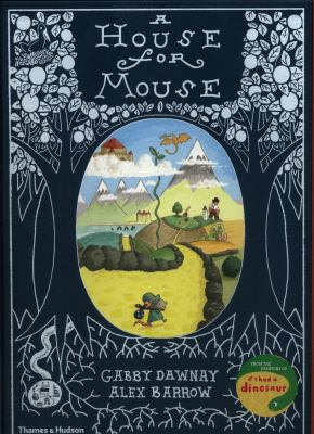 Cover image for A house for a mouse