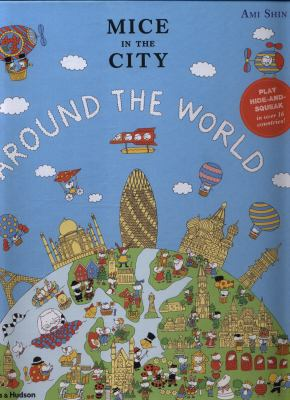 Cover image for Mice in the city : around the world