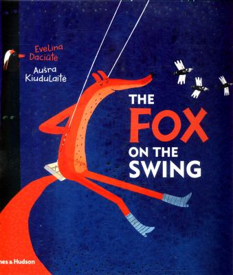 Cover image for The fox on the swing