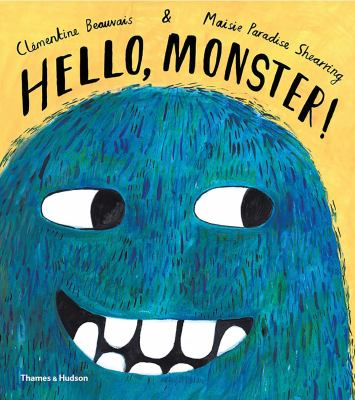 Cover image for Hello, monster!