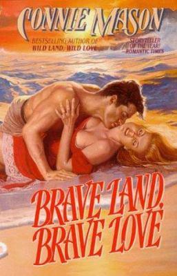 Cover image for Brave land, brave love