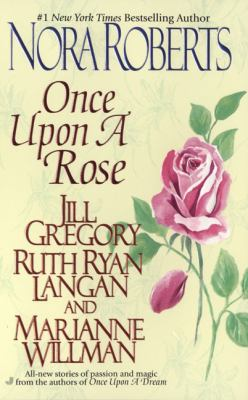 Cover image for Once upon a rose