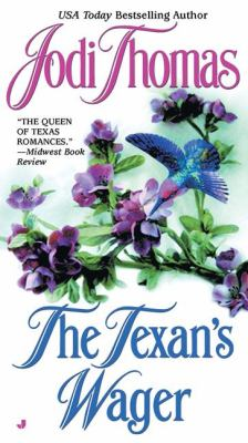 Cover image for The Texan's wager
