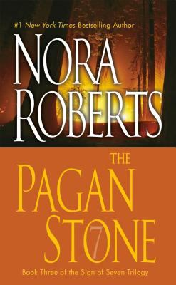 Cover image for The pagan stone