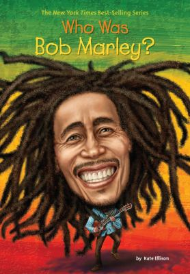 Cover image for Who was Bob Marley?