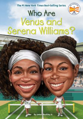 Cover image for Who are Venus and Serena Williams?