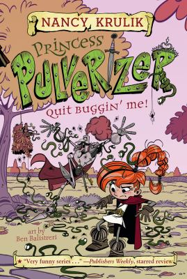 Cover image for Quit buggin' me!