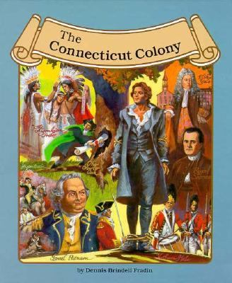 Cover image for The Connecticut Colony