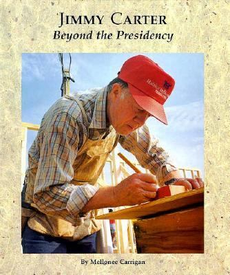 Cover image for Jimmy Carter : beyond the presidency