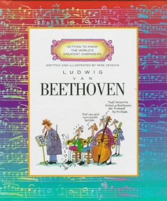 Cover image for Ludwig Van Beethoven