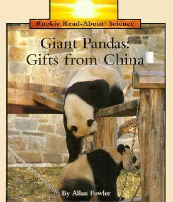 Cover image for Giant pandas : gifts from China
