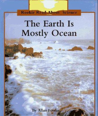 Cover image for The earth is mostly ocean