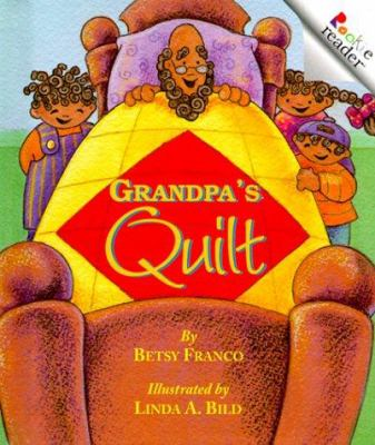 Cover image for Grandpa's quilt