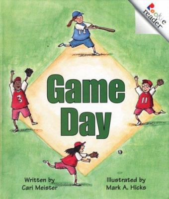 Cover image for Game day