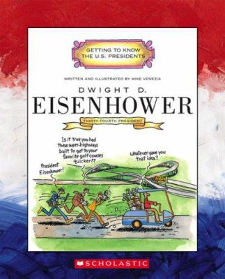 Cover image for Dwight D. Eisenhower : thirty-fourth president, 1953-1961