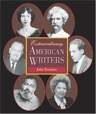 Cover image for Extraordinary American writers