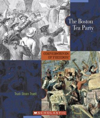 Cover image for The Boston Tea Party