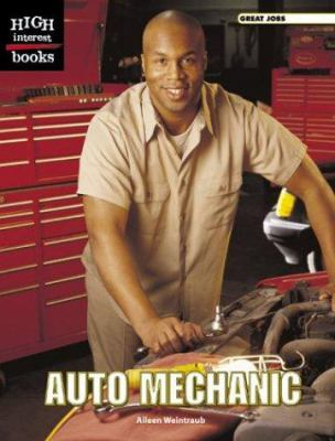 Cover image for Auto mechanic