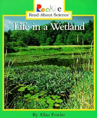 Cover image for Life in a wetland