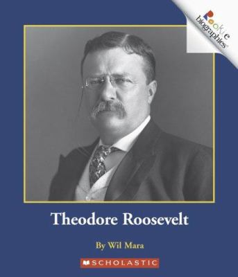 Cover image for Theodore Roosevelt