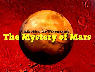 Cover image for The mystery of Mars