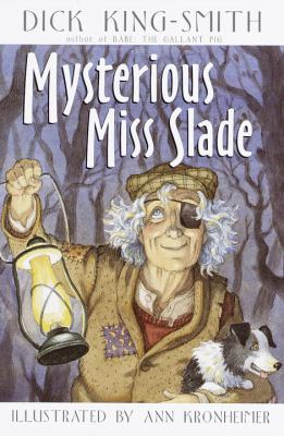 Cover image for Mysterious Miss Slade