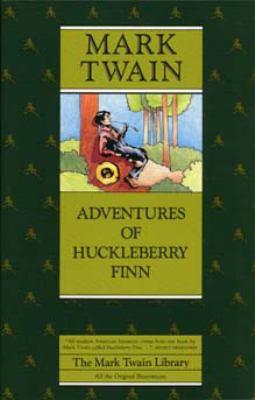 Cover image for Adventures of Huckleberry Finn : Tom Sawyer's comrade