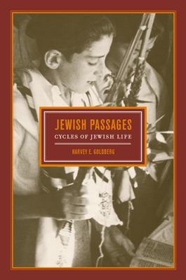 Cover image for Jewish passages : cycles of Jewish life