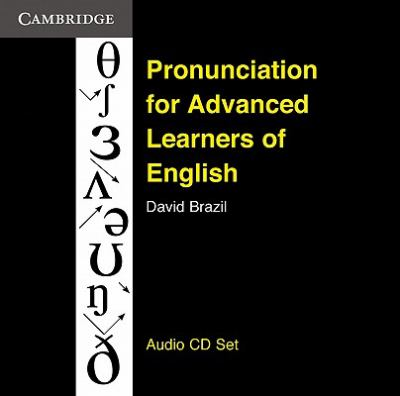 Cover image for Pronunciation for advanced learners of English